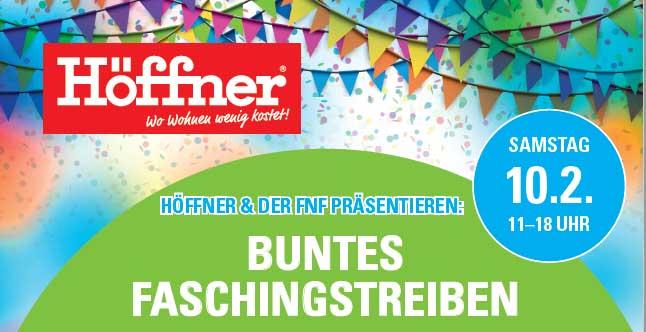 Faschingsveranstaltung Bei Möbel Höffner In Fürth Eventcorner