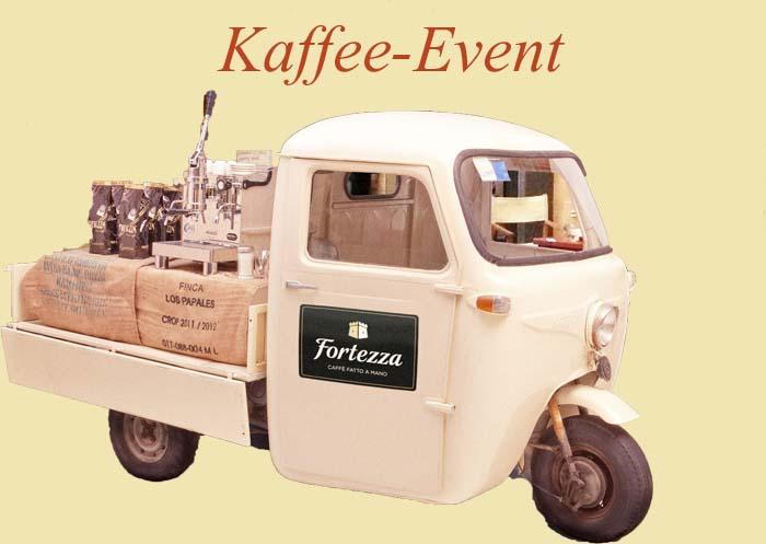 fotos vom kaffee event angebote eventcorner. Black Bedroom Furniture Sets. Home Design Ideas