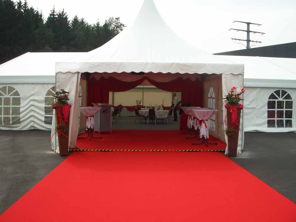 Zeltverleih n rnberg partyzelte festzelte pagodenzelte for Festzelt dekoration