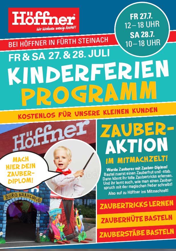 Zauberdiplom Erwerben Bei Möbel Höffner Am Samstag Eventcorner