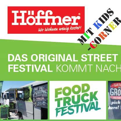 Food Truck Festival Bei Möbel Höffner Mit Kinder Events Eventcorner