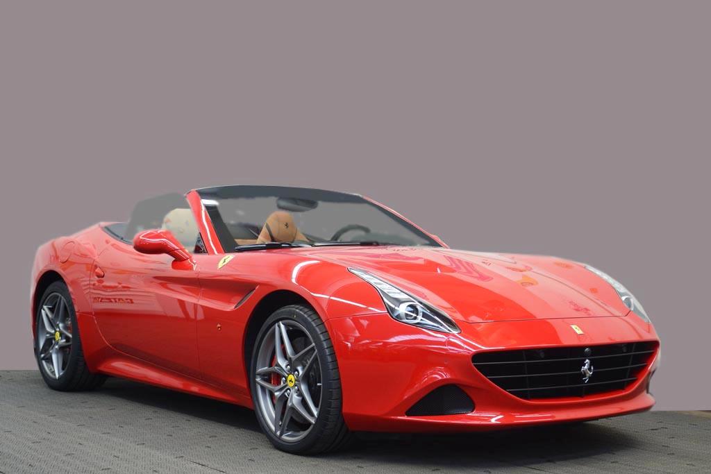 Ferrari California T rot - Eventcorner